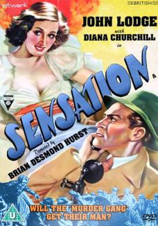 Sensation DVD from Network and The British Film