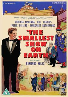 The Smallest Show on Earth DVD from Network and The British Film