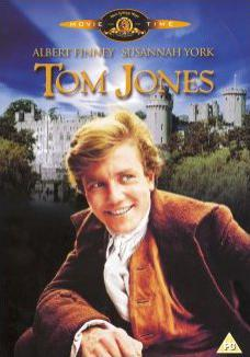 Tom Jones DVD from MGM, 2003