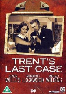 Trent's Last Case DVD from Studio Canal, 2008