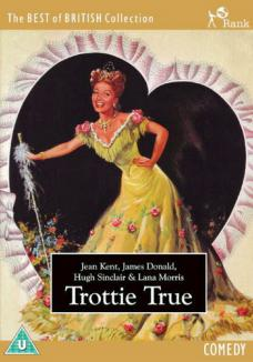Trottie True DVD