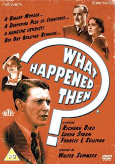What Happened Then? DVD from Network and the British Film