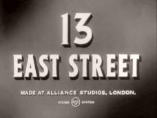 13 East Street (1952) opening credits