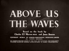 Above Us the Waves (1955) opening credits (3)