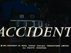 Accident (1967) opening credits (6)