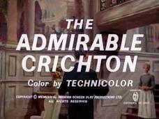 The Admirable Crichton (1957) opening credits (5)