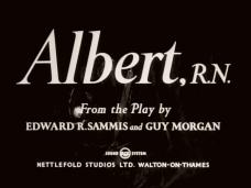 Main title from Albert R.N. (1953)