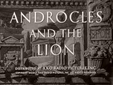 Androcles and the Lion (1952) opening credits (3)