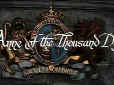 Anne of the Thousand Days (1969) opening credits (5)