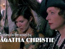 Main title from Appointment with Death (1988) (21). Based on the novel by Agatha Christie