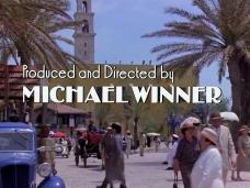 Main title from Appointment with Death (1988) (24). Produced and Directed by Michael Winner
