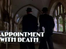 Appointment with Death (1988) opening credits (5)
