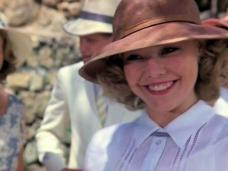 Screenshot from Appointment with Death (1988) (11) featuring Valerie Richards