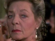 Screenshot from Appointment with Death (1988) (6) featuring Lauren Bacall