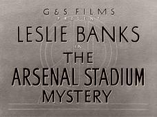 The Arsenal Stadium Mystery (1939) opening credits (1)