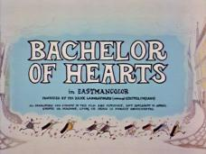 Bachelor of Hearts (1958) opening credits (6)