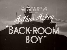 Back-Room Boy (1942) opening credits (4)