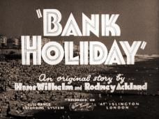Bank Holiday (1938) opening credits