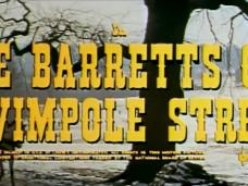 The Barretts of Wimpole Street (1957) opening credits (5)