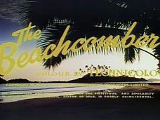 Main title from The Beachcomber (1954) (4)