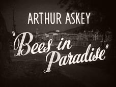 Bees in Paradise (1944) opening credits (2)