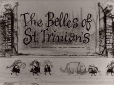 The Belles of St. Trinian's (1954) opening credits (6)