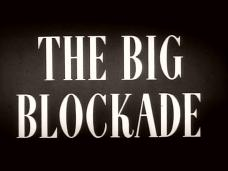 The Big Blockade (1942) opening credits