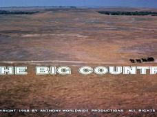 The Big Country (1958) opening credits (7)