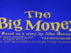 The Big Money (1956) opening credits (4)