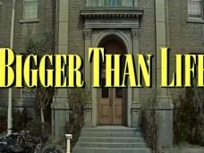 Bigger Than Life (1956) opening credits