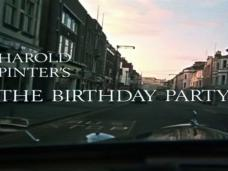 The Birthday Party (1968) opening credits (3)