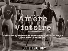 Bitter Victory (1957) opening credits (7)