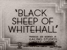 Black Sheep of Whitehall (1942) opening credits