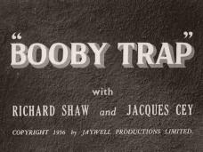 Booby Trap (1957) opening credits (3)