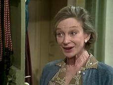 Screenshot from the 1981 'Bosom Friends' episode of Tales of the Unexpected (1979-1988) (5) featuring Joan Greenwood