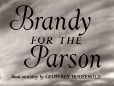 Brandy for the Parson (1952) opening credits
