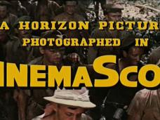 Main title from The Bridge on the River Kwai (1957) (14). A Horizon picture photographed in CinemaScope