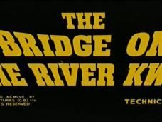 The Bridge on the River Kwai (1957) opening credits (6)