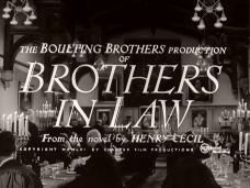 Main title from Brothers in Law (1957) (3)