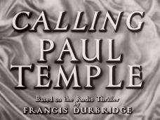 Calling Paul Temple (1948) opening credits (3)