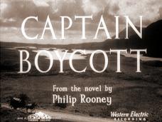 Captain Boycott (1947) opening credits