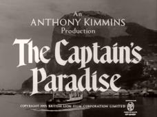 The Capt's Paradise (1953) opening credits (3)