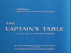 Main title from The Capt's Table (1959)