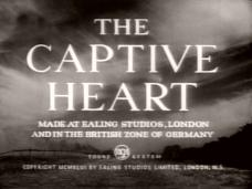 The Captive Heart (1946) opening credits