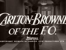 Carlton-Browne of the F.O. (1959) opening credits (6)