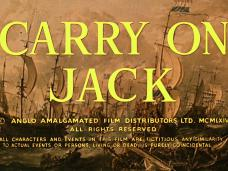 Carry on Jack (1964) opening credits (2)