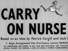 Carry On Nurse (1959) opening credits (4)