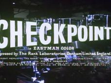 Checkpoint (1956) opening credits (4)