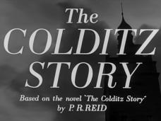 Main title from The Colditz Story (1955) (3). Based on the novel ' The Colditz Story' by P R Reid