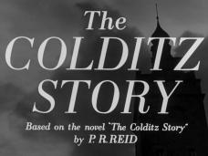 The Colditz Story (1955) opening credits